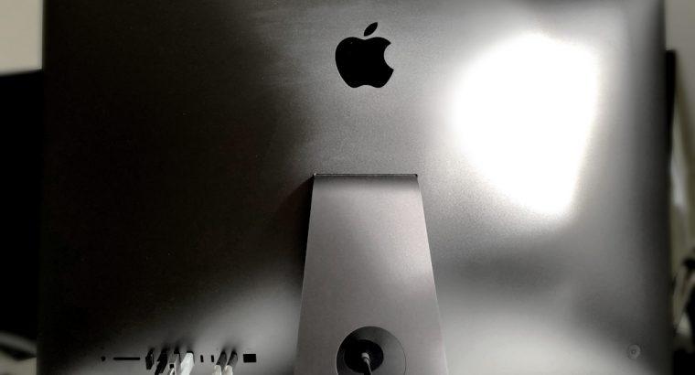 Apple iMac Pro 5K – 3.2GHz 8 Core-64 Go RAM – 1 To