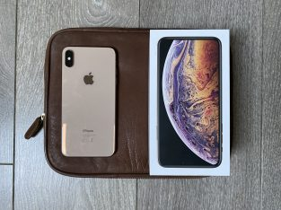 iPhone XS Max 256 GO avec AppleCare +