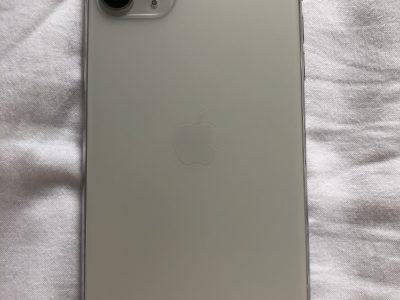 Iphone 11 Pro Max 256Go argent