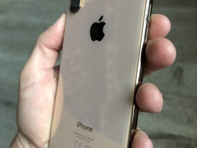 iPhone Xs Gold 256 Go avec Apple Care +