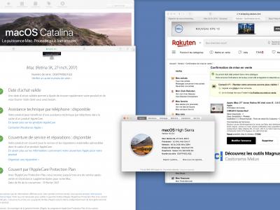 iMac (Retina 5K, 27-inch, 2017) i7@4,2Ghz, 2TO SSD