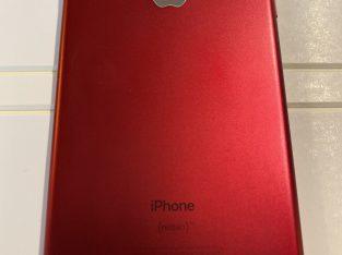 iPhone 7 Plus RED 256 Go