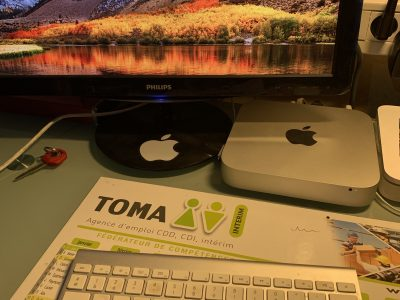 Mac Mini mi-2011 16Go ram 500Go SSD