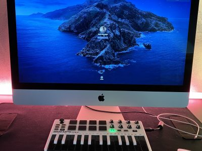 iMac 27 pouces Neuf
