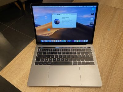 MacBook Pro 13″ 512GO – 8GO – Touch bar