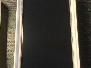 iPhone X 256 Go Argent