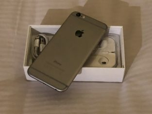 iPhone 6 gris sidéral 32Go