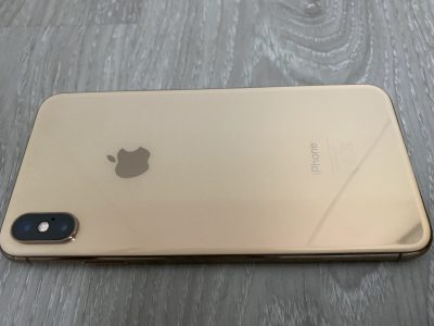 Iphone XS MAX GOLD 256 Go Neuf Garantie