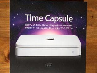 Time Capsule 4e génération 2TB