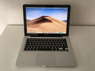 MacBook Pro 13″ Core i7 2,9Ghz SSD 480Go RAM 16Go