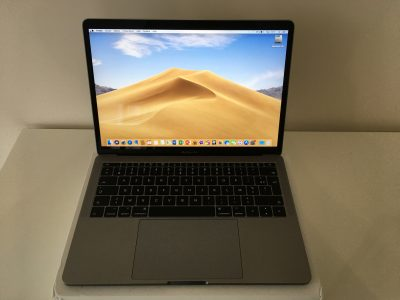MacBook Pro 13″ 2017 Core i7 2,5Ghz SSD 512Go 16Go