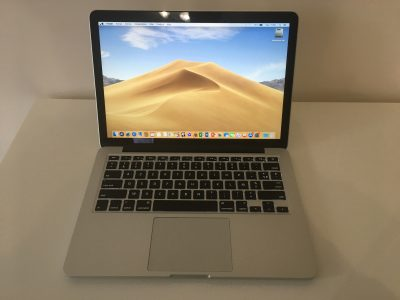 MacBook Pro Retina 13 Core i5 2,8Ghz SSD256Go 8Go