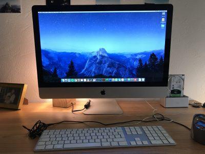 iMac mi-2010 27″