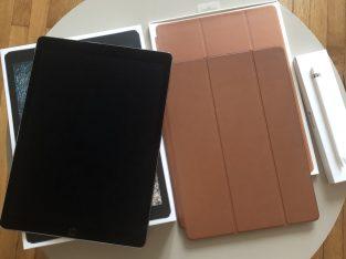 IPAD PRO 64Go (2eme gen) + pencil + cover cuire