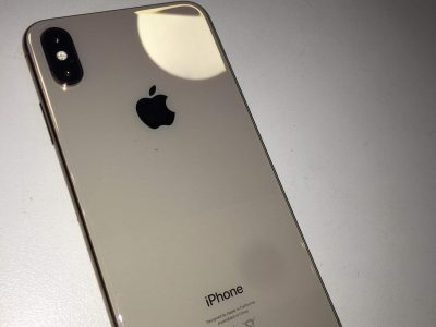 iPhone XS MAX 256Go Or comme neuf