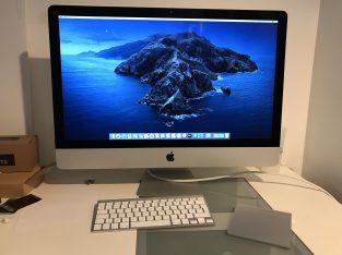 iMac Fin 2013 27 pouces i7 quad 3,5 Ghz
