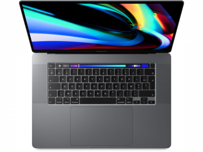 Apple MacBook Pro 16 Touch Bar – 512Go – MVVJ2FN/A