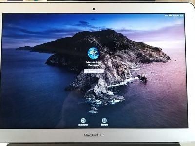 Macbook Air 13 pouces A1466