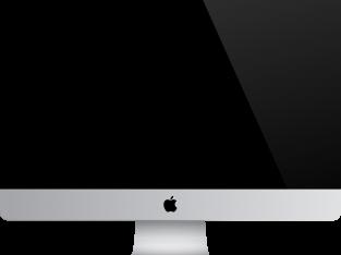 iMac 21,5 pouces (fin 2015) intel core i5 2,8GHz