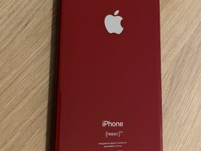 iPhone XR 256 Go rouge très bon état (1 an)