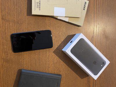 iPhone 7 128Go – Bon état + accessoires