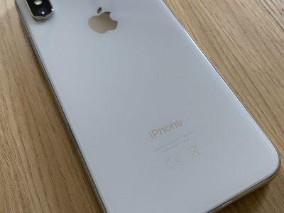 Iphone X 256 go, neuf, garanti 3 mois