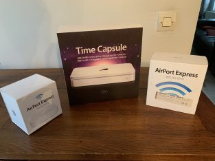 time capsule + 2 airports express