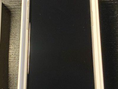 iPhone X 256Go Argent