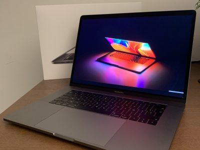MacBook Pro 15 pouces i7 hexacœur 2019 Garantie