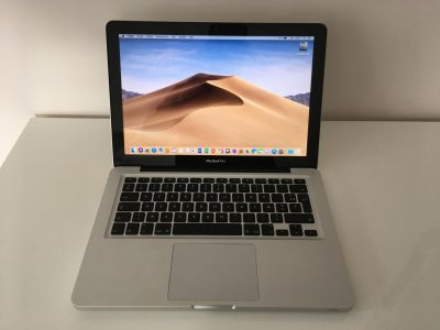 MacBook Pro 13″ Core i7 2,9Ghz SSD 480Go RAM 16Go