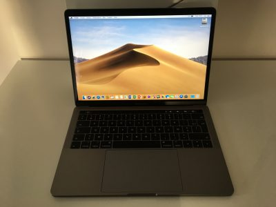 MacBook Pro Touch Bar 13 i5 3,1Ghz SSD256Go RAM8Go