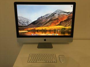 iMac 27″ Retina i5 3,8Ghz Fusion Drive 2To 16Go
