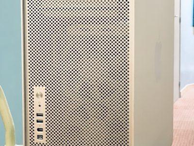 Mac Pro 3.1 8x3Ghz, RAM 10Go, DD 1To+SSD B état