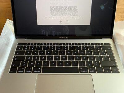 MacBook Pro 13″ 2017 128GO