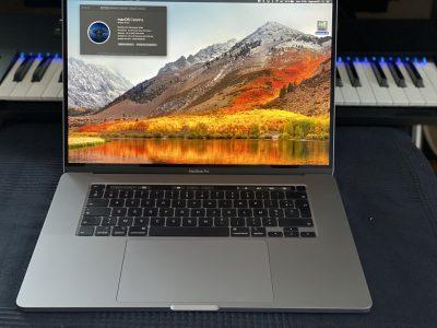 Vends MacBook Pro 16