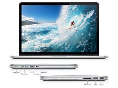 MacBook Pro 13″ Retina 2013 comme neuf