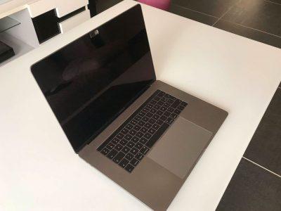 MacBook Pro 15,4″ rétina I7 Quad-Core 512Go SSD