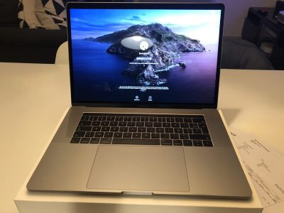 MacBook Pro Touch Bar 15 2017 i7 3.1Ghz 1To 16Go