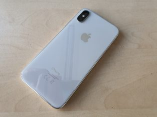 IPhone X 64Go blanc