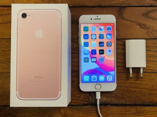 iPhone 7 128 Go Rose désimlocké