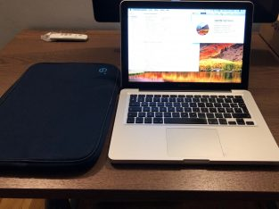 MacBook Pro 13 pouces Intel i5 2,40GHZ – 512SSD