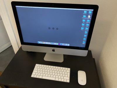 iMac Retina 4K, 21.5, modèle 2017 (excellent état)