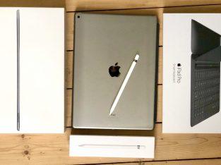 iPad Pro 12,9 pouces + Apple Pencil + Smart Cover