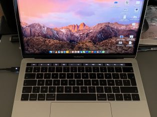 Macbook Pro 13 Touchbar i5 2.3 16 go SSD 256
