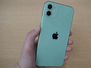 Iphone 11 128go Vert