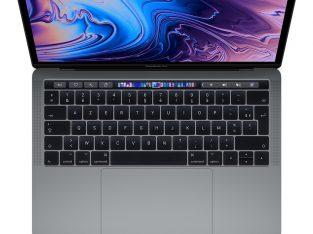 MacBook Pro 13,3″ Reconditionné certifié par Apple