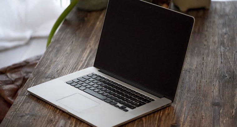 MacBook Pro Retina mi-2015