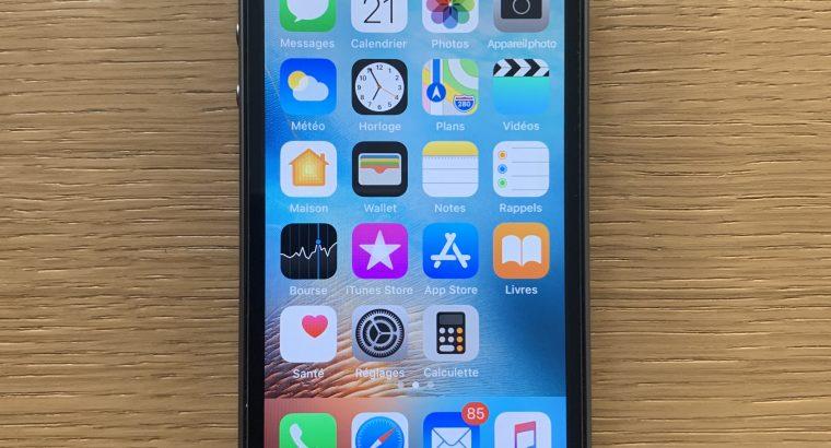 iPhone 5s 16Go comme neuf