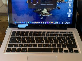 MacBook Pro 13 i5/2,5GHz/4Go/256Go SSD