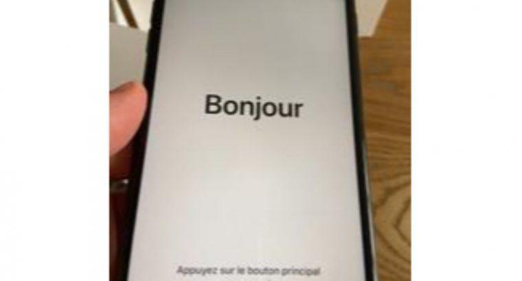 iPhone 7 plus 128 noir